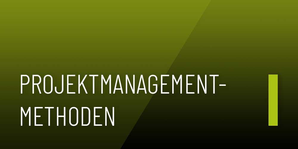 "Beitragsbild ""Projektmanagement-Methoden I"""