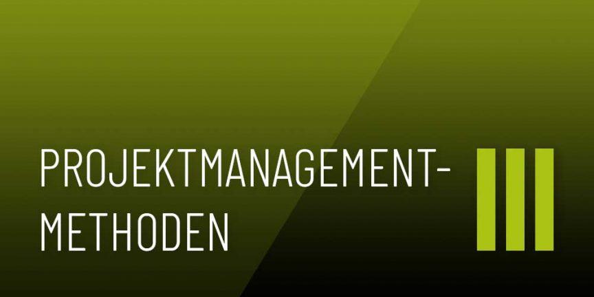 """Beitragsbild """"Projektmanagement-Methoden III"""""""